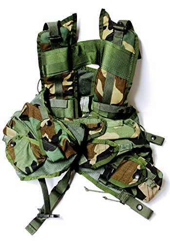 Reyes Industries, inc. US Military Enhanced Tactical Load Bearing Vest