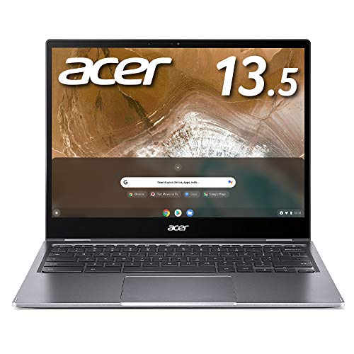 51a9s2X9afL-Acerが「Chromebook Spin 513」を発表。Snapdragon 7c搭載でLTE対応モデル