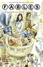 Fables Vol. 1: Legends In Exile (Turtleback School & Library Binding Edition) (Fables (Paperback)) by Bill Willingham (2012-05-22)