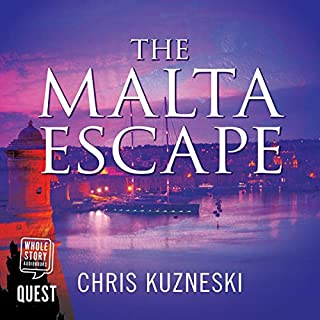 The Malta Escape     Payne & Jones, Book 9              By:                                                                                                                                 Chris Kuzneski                               Narrated by:                                                                                                                                 David Colacci                      Length: 14 hrs and 43 mins     5 ratings     Overall 4.6