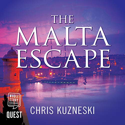 The Malta Escape: Payne & Jones, Book 9