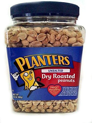 planters dry roasted peanuts - 8