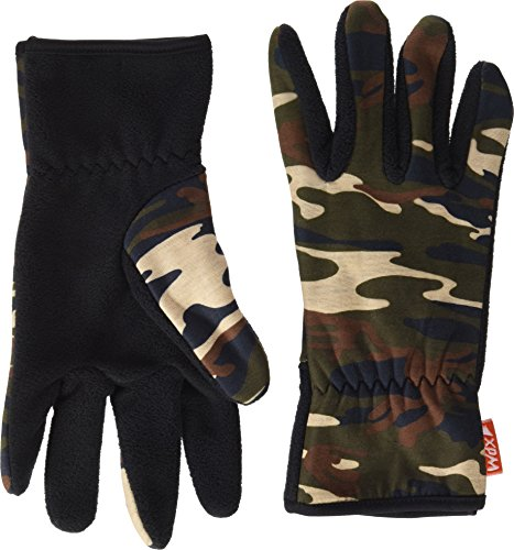Wind x-treme 067, Handschuhe Herren, Grün (Camouflage Kaki), L