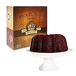 Wicked Jack's Tavern Jamaican Rum Cake, Butter Rum, 33-Ounce Boxes from Wicked Jack's Tavern