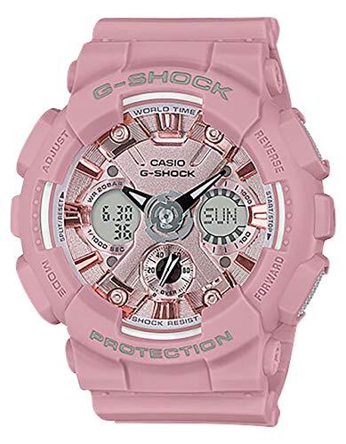 Casio G-Shock GMAS120DP-4A - Orologio da donna