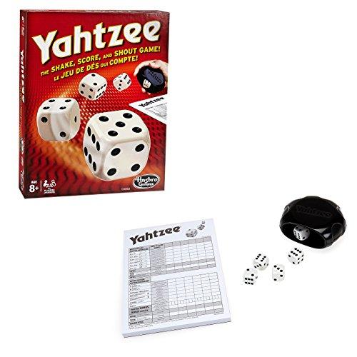 Jeu de Dés Yahtzee Classique Hasbro Article: 00950 - 0