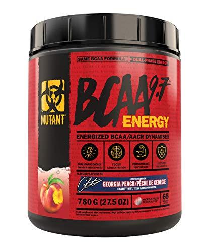 Mutant BCAA 9.7 Energy 780g Georgia Peach