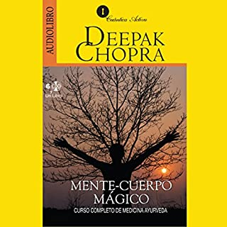 Mente y Cuerpo Mágico [Magical Mind, Magical Body] audiobook cover art