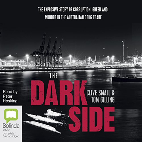 The Dark Side audiobook cover art