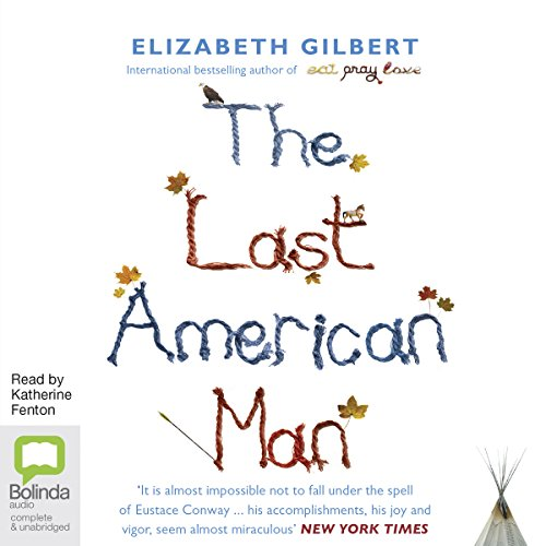 The Last American Man cover art