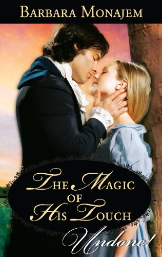 Image of The Magic of His Touch (May Day Mischief Book 1)