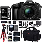 Panasonic LUMIX G85MK 4K Mirrorless Interchangeable Lens Camera Kit,...