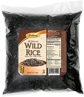 Roland Wild Rice, 5-Pound Bag