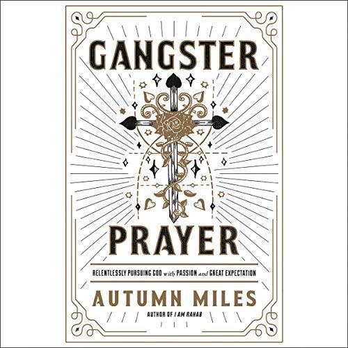Gangster Prayer audiobook cover art