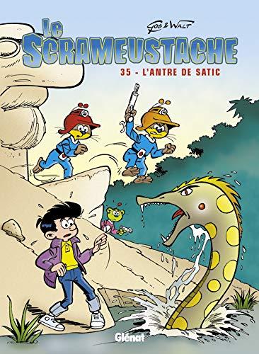 Le Scrameustache - Tome 35: L'Antre de Satic