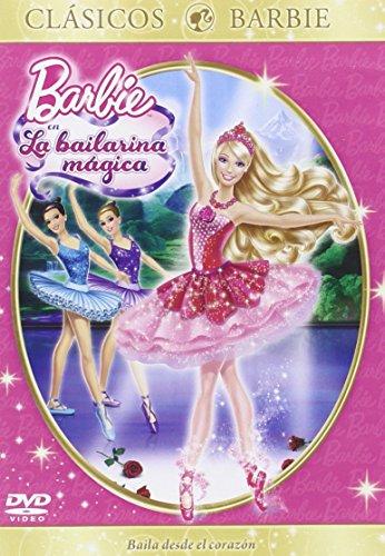 Barbie En La Bailarina Mágica [DVD]