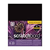 Ampersand Scratchbord 20cm . x 25cm . each...