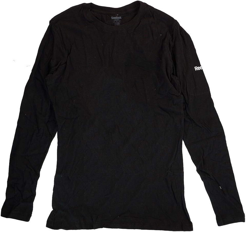 db284a39e8cc Long Black Women's Reebok Sleeve Crossfit TShirt Crew mgiy7d0d71085 ...