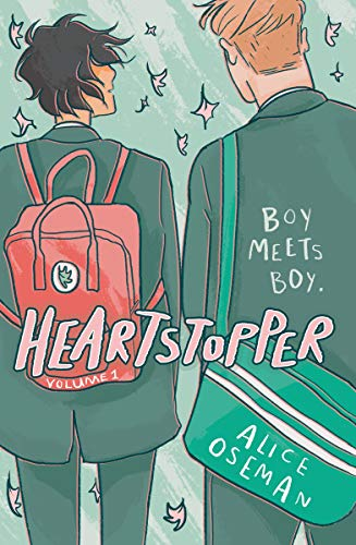 Heartstopper Volume One (English Edition) di [Alice Oseman]