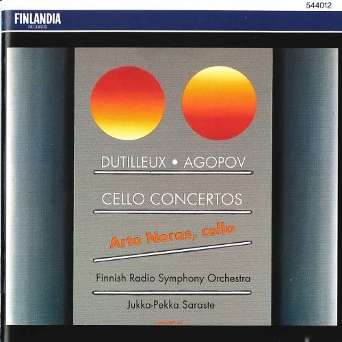 Arto Noras & Finnish Radio Symphony Orchestra