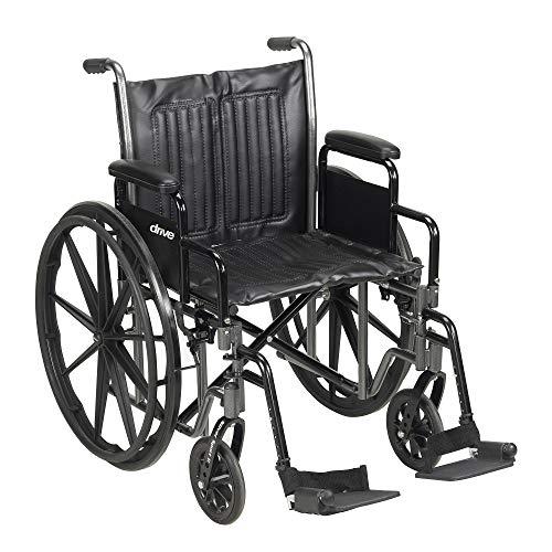 McKesson Wheelchair Steel 20