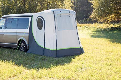 Reimo Heckzelt Upgrade Premium Reisezelt 150 x 180 für VW T4 T5 T6 Volkswagen