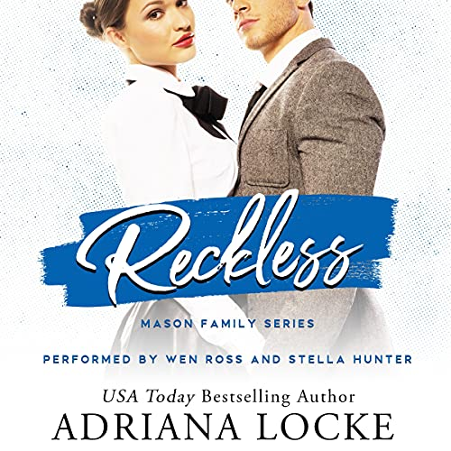 Reckless Audiobook By Adriana Locke cover art