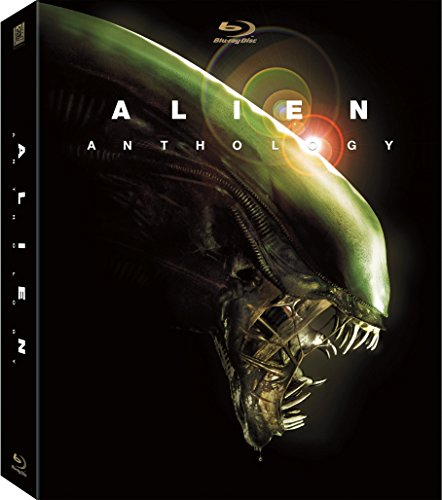 Alien Anthology Blu-ray + Dhd