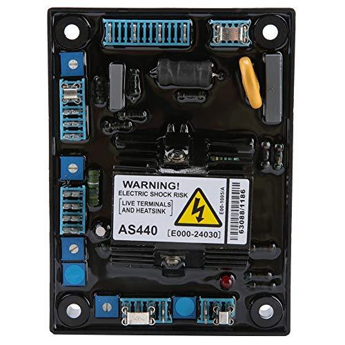 Regulador de voltaje AS440 Entrada 190-264VAC Generador automático del motor Accesorios