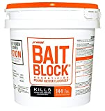 JT Eaton 719-PN Bait Block Peanut Butter Flavor Rodenticide (Pack of 144)