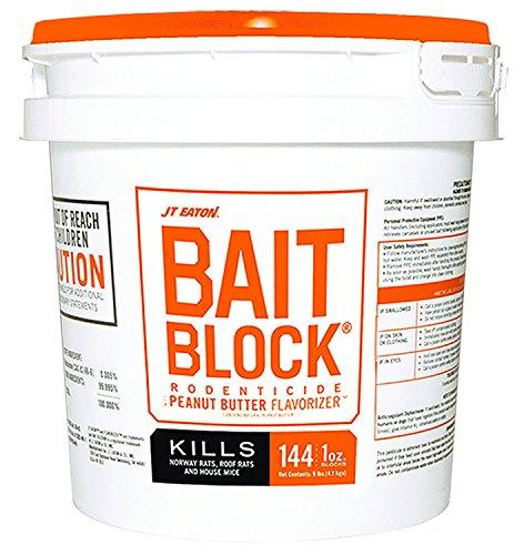 JT Eaton 719-PN Bait Block Peanut B…