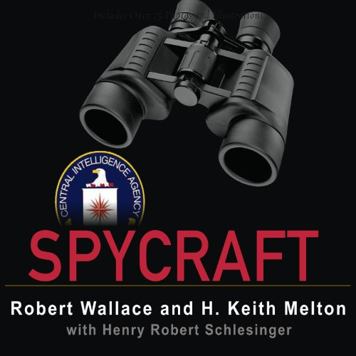 Spycraft audiobook cover art