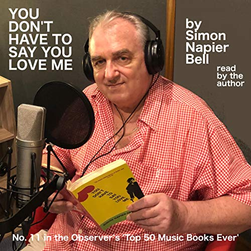 You Don't Have to Say You Love Me audiobook cover art