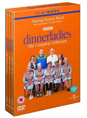 Dinnerladies - The Complete Collection [DVD] [1998] by Victoria Wood