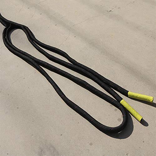 MINGMIN-DZ Campingseil MMA Fight Seil War Seil UFC Physikalisches Training Seil Fitness Seil Muskel Stroh Klettern Power Training Roharms Seil Nylon-Seil (Color : 40mm*9m, Size : D)