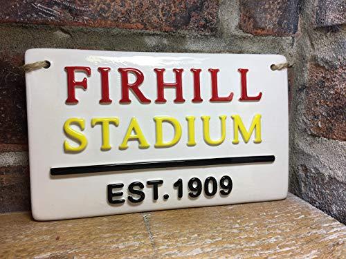 PARTICK THISTLE-Firhill Stadium-Football Sign-London Street Sign-Scottish Football Sign