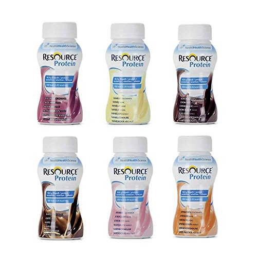 Resource protein Drink Mischkarton 6x4x200ml