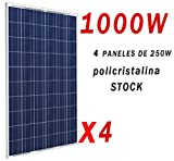 Pannello solare 1000W Pannello Solare Fotovoltaico polycrystalline