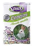 SPUCKY Alimento Conejo Adulto 2Kg.