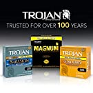 Trojan Studded Bareskin Lubricated Condoms - 10 Count #2