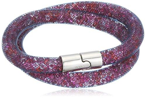 Swarovski Mujer Purpura Cristal FASHIONNECKLACEBRACELETANKLET