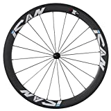 ICAN 50mm Clincher Wheel Carbon Front for Road Bike 20 Holes