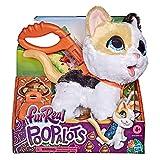 Hasbro FurReal, Poopalots (Peluche Gattino interattivo, Cuccioli Assortiti), Giocattolo per Bambini da 4 Anni in su, Colore Beige, E89465L20
