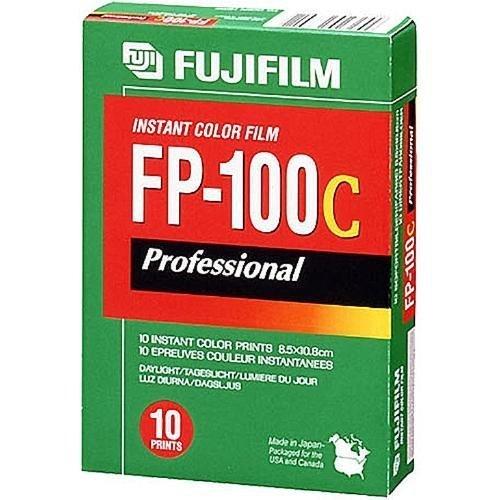 富士ps - 100c即时彩色胶片2包(20张)