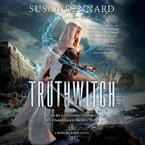 Couverture de Truthwitch
