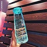 XIAMD Sportflasche Mode Wasserflasche Für Caming Kreative Wasserflasche Für Studenten Liebhaber...