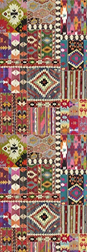 Vilber Tapis en Vinyle, Shiraz du 01 78 x 225 x 0.22 cm