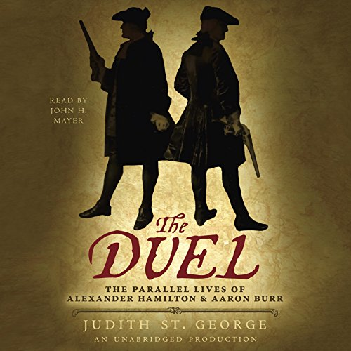 The Duel audiobook cover art
