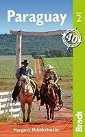 Paraguay (Bradt Travel Guide) by Margaret Hebblethwaite(2014-12-25)