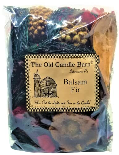 Old Candle Barn Balsam Fir Potpourri...
